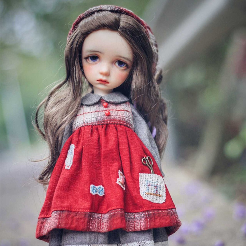 1 / 6 BJD doll-imdb free eye to choose eye color image