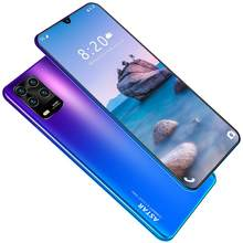 Global version ME10 smart Android phone 6800mAh MKT 6799 7.5 inch large screen 2020 Four cameras Send mobile phone case