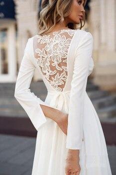 Robe Mariée Bohème Romantique Livia