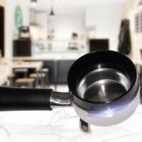 Интеллектуальное Дозирующее кольцо для пивоварения  кофейная чаша  порошок для бариста  инструмент для 58 мм кофе  трамбовка с магнитной