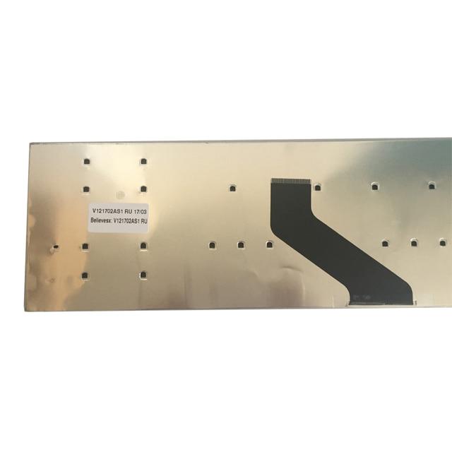 Rosyjska RU klawiatura do acer aspire E1-570 V3-772 V3-531 V3-531G V5-561 V5-561G E1-570G V3-7710 V3-7710G V3-772G klawiatura laptopa