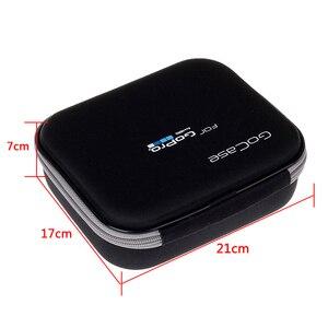 Image 3 - LANBEIKA Sport Action Camera Bag for Gopro Hero 9 8 7 6 5 SJCAM SJ4000 SJ5000 SJ8 SJ9 YI 4k DJI OSMO Action Case Travel Storage