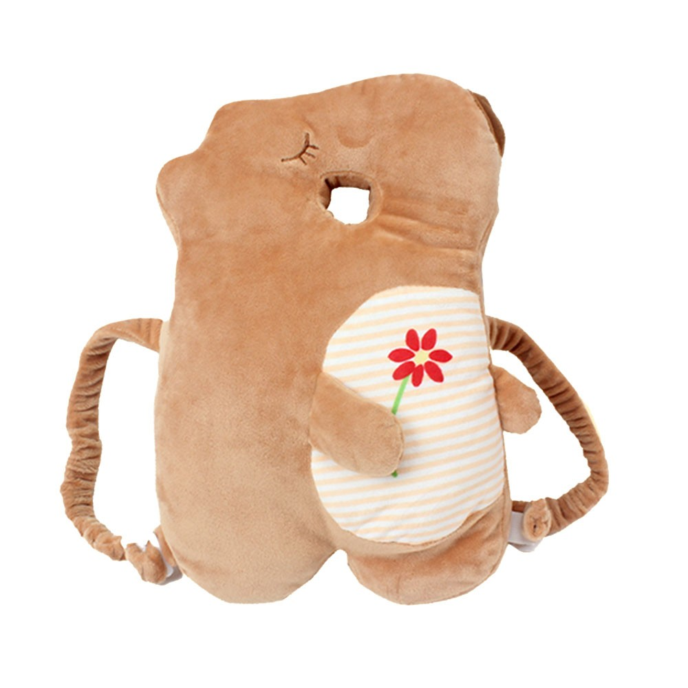 Baby Toddlers Head Protector Adjustable Infant Safety Pad Cushion Breathable Infant For Baby Walkers Protective Head