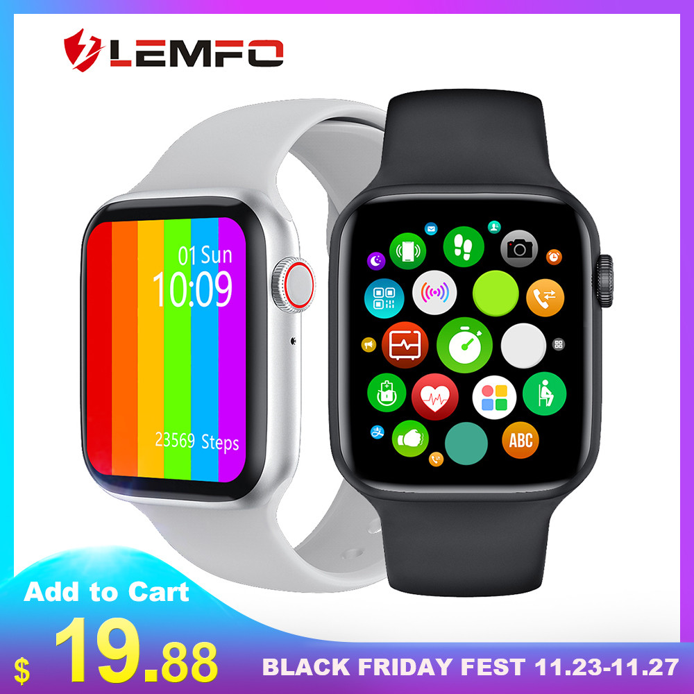 Original IWO W26 Bluetooth Call ECG W26 Smart Watch 1.75 inch IPS screen  LEMFO better than IWO 12 pro for Apple Android Phone 6