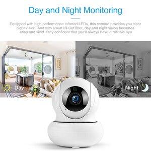 Image 5 - פרדי 4X Zoomable IP מצלמה 1080P אוטומטי מעקב מעקב מצלמות אבטחת בית מצלמה אלחוטי רשת WiFi PTZ CCTV מצלמה