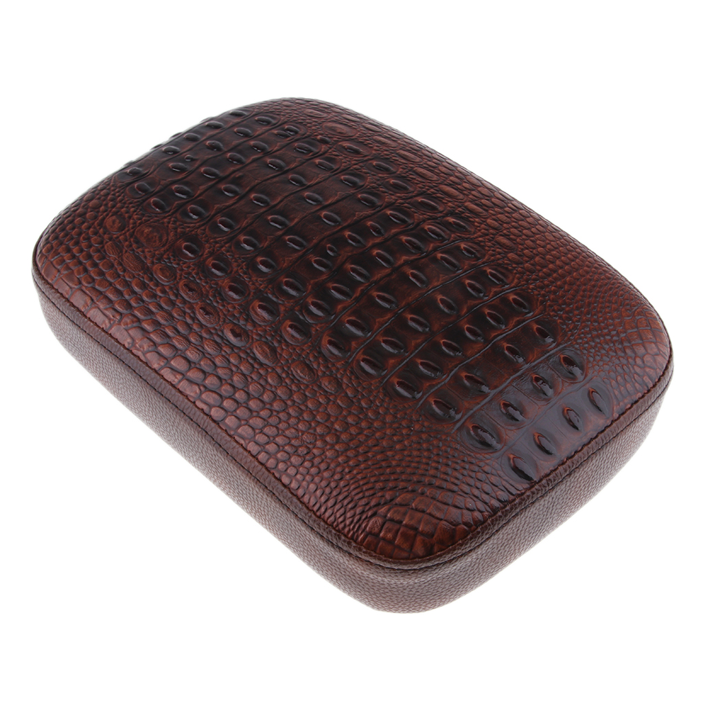 Motorcycle Cushion Seat Frame Fitting Artificial Leather Case
