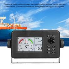 HP 528A Class B AIS Combo GPS 4.3inสีLCD Marine GPS Navigator Navigation Locator GPS Built In
