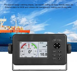 Image 1 - HP 528A Class B AIS Combo GPS 4.3inสีLCD Marine GPS Navigator Navigation Locator GPS Built In