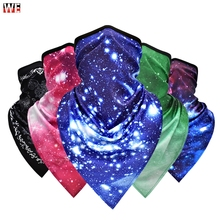 WOSAWE Motorcycle Balaclava Face Mask Mens Outdoor Sports Windproof Head Mask MOTO Motocross Face Shield Neck Triangle Scarf
