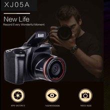 Memory-Card Digital-Camera Telephoto SLR Megapixel LCD HD D05 Usb-2.0 Output-5 Av-Interface
