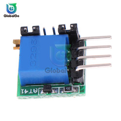 AT41 4Pin Time Delay Realy Circuit Timing Switch Module 1s-40h 1500mA For Delay Switch Timer Board DC 12V 24V 3V 5V