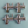 Three-way Water Diverter T-shaped Adapter Shower Diverters Connector Toilet Bidet Water Separator Faucet Splitter Valve
