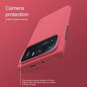 Image 4 - For Xiaomi Mi 11 Mi11 Lite Case NILLKIN Frosted Shield Protection Case For Xiaomi 11 Ultra Mi 11 Pro Anti fingerprint Back Cover
