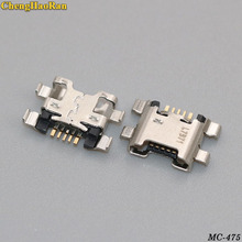 100 шт./лот микро USB разъем для Huawei Honor 7X 7A 7C для Honor 9 Lite Enjoy 7S зарядный порт разъем док разъем