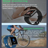 Smart watch fitness tracker men s women  heart rate  monitor IPS full touch screen sports watch running pedometer promo