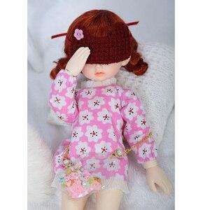 Image 2 - OUENEIFS Hebbe BJD YOSD bebek 1/6 vücut modeli bebek kız erkek yüksek kaliteli oyuncaklar dükkanı reçine noel hediyesi yeni yıl hediye