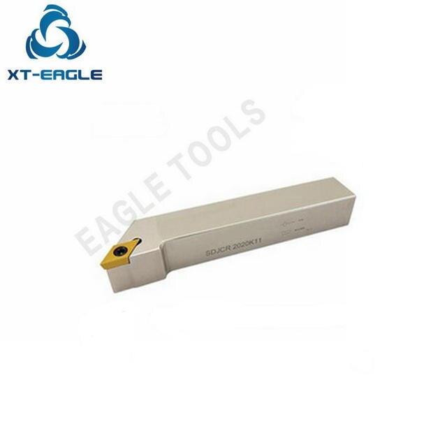 Высококачественный держатель инструмента с ЧПУ SDJCL1212H07 и SDJCR1212H07