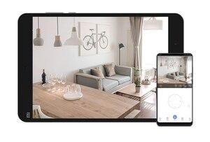 Image 4 - Xiao mi mi jia Chuang mi akıllı IP kamera PTZ 1080P HD Webcam kamera 360 açı WIFI kablosuz kamera gece görüş mi ev