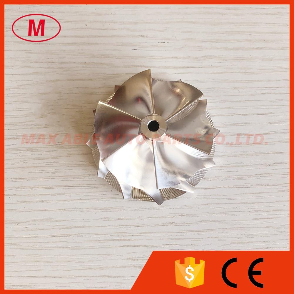 TD04HL 45.65//52mm 11 blades turbo wheel// turbine shaft/&wheel for MITSUBISHI