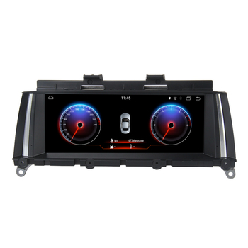 """10.25"""" Android 9.0 Car Audio Stereo for BMW X3 F25 X4 F26 2011 2012 2013 2014 2015 2016 2017 GPS Navigation Bluetooth Wifi NBT"""