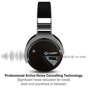 Image 2 - Originele Cowin E7 Anc Bluetooth Hoofdtelefoon Draadloze Bluetooth Headset Oortelefoon Voor Telefoons Active Noise Cancelling Hoofdtelefoon