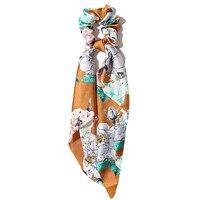 Orange Flower Silk