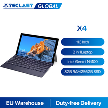 Teclast X4 2 en 1 Tablet PC 11,6