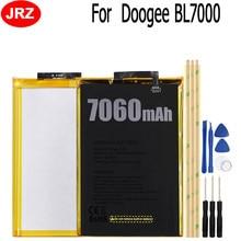 Jrz doogee BL7000電話バッテリー7060ハイト容量3.8vトップ品質の交換用バッテリー + ツール