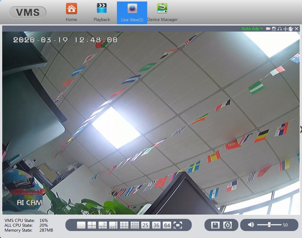 -- Vigilância Sensor Noturna