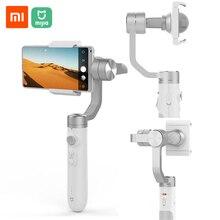 Xiaomi Mijia Handheld Gimbal Stabilisator 3 Achse Smartphone Gimbal 5000mAh Batterie Für Action Kamera Handy SJYT01FM