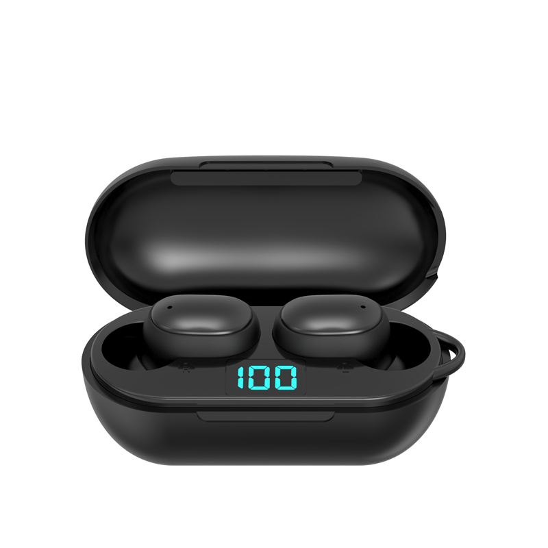 2020 Touch Latest TWS 5.0Bluetooth headset H6 TWS HiFi sound quality wireless headphones in ear mini sport earphone image