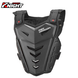 Motorcycle Body Armor Vest Off-Road Riding Moto Jacket Protective Gear Men Motocross Chest Back Protector Moto Protection