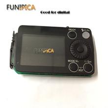 100% novo original para godox ad200 placa principal com tela lcd & button & borracha câmera flash luz parte