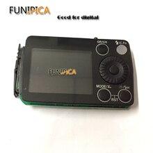 100% nuovo originale per la scheda madre Godox AD200 con schermo LCD e pulsante e parte della luce flash della fotocamera in gomma