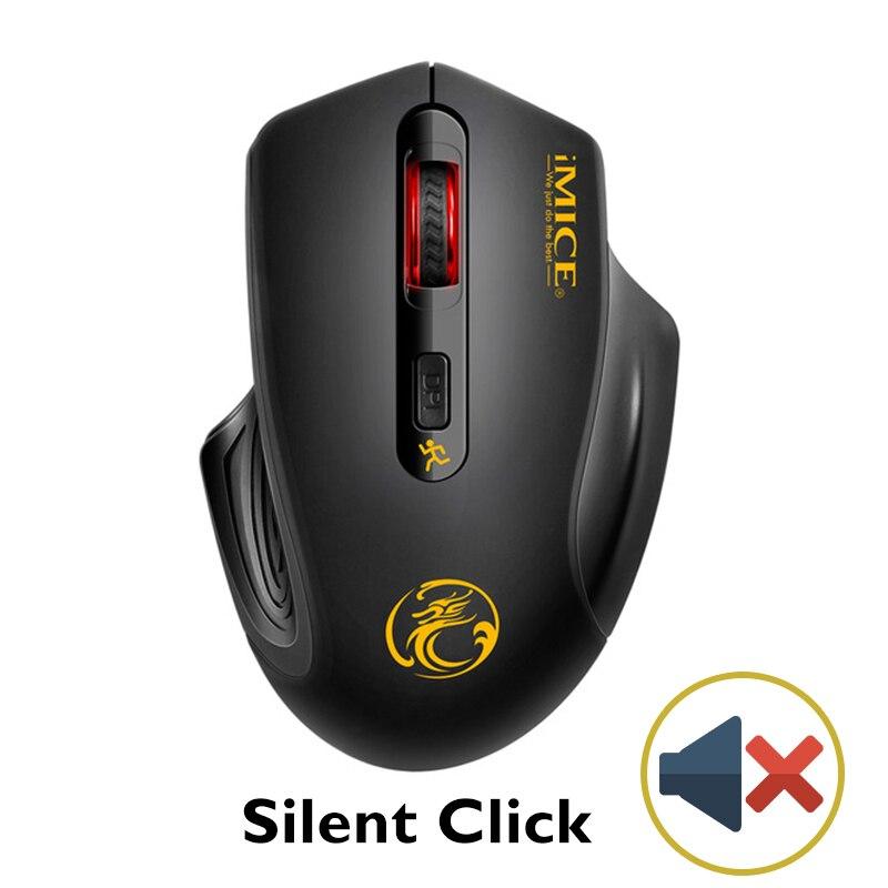Black Silent Click