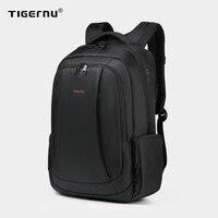 Tigernu 15.6インチ27L usb充電抗盗難防水ナイロンmochila旅行男性バックパックバッグカジュアルビジネスノートパソコンのバックパック