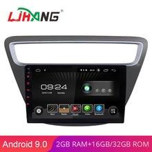 LJHANG 8 дюймов Android 9,0 Автомобильный мультимедийный плеер для Chevrolet Lova RV wifi gps навигация 1 Din автомагнитола стерео