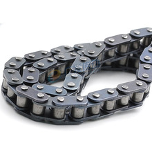 1.5 Meters Roller Chain 06B-1 Single Row Chain Pitch 9.525mm Carbon Steel