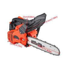 Gasoline Chainsaw Grinder Cutting Wood 12-900W Into Mini