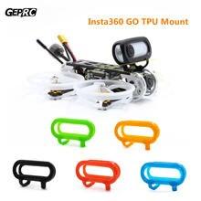 Tpu крепление рамки для insta360 go sports camera to geprc gep