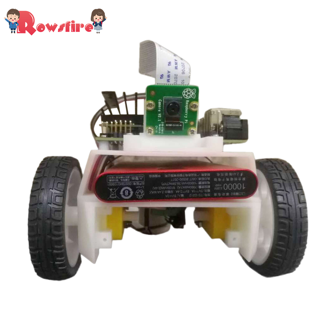 Super Quality Programmable Automatic Drive Robot Car Kit Educational Learning Kit