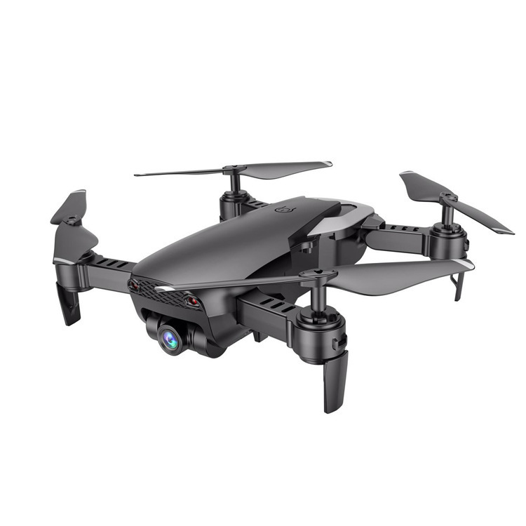 S163 Unmanned Aerial Vehicle Double Camera Optical Flow Positioning Aerial Photography Quadcopter Electric Remote Control Toy Pl