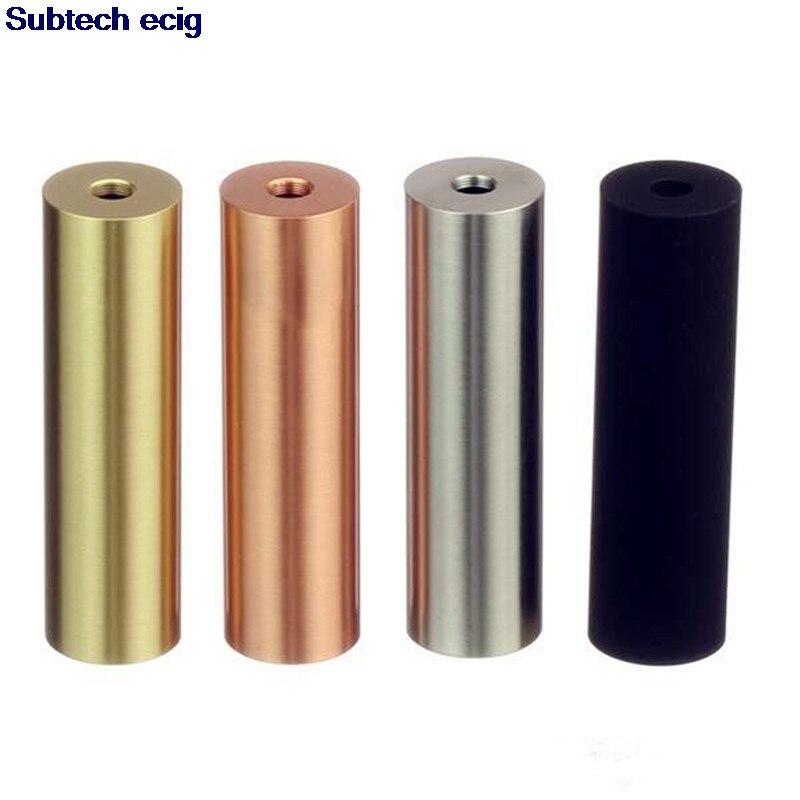 18650 Machanical Mods SMPL Mod 22mm E Cigarette SMPL Mods Fit RDA Atomzier Vs Kayfun Manhattan Apollo M6 Nemesis Mech Mod