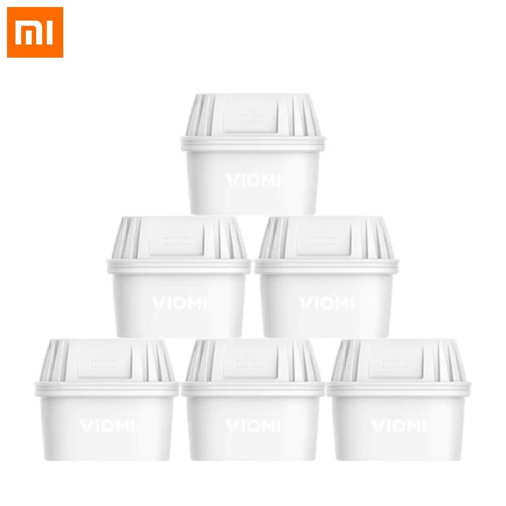 Xiaomi 3pcs Viomi Potent 7-layer Filters For Kettles Double Bacteria Prevention 360 Degree Inlet Flow Path For Viomi Kettle
