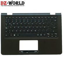 Shell-C-Cover Lenovo Yoga Laptop Keyboard Latin-Spain with for 300-11 IBY IBR Flex3-1120/1130/Laptop/5cb0j08345