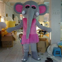 mascot Elephant costume cosplay for adult