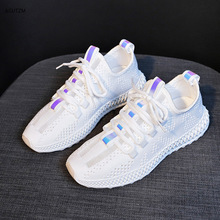 forudesigns animal dog cat print 2018 spring and summer designer sneakers women shoes lace up casual air mesh female shoes woman women casual shoes 2019 Spring New Designer Platform Sneakers Women Shoes Air Mesh Female Flats Shoes Woman Walking shoes Z183