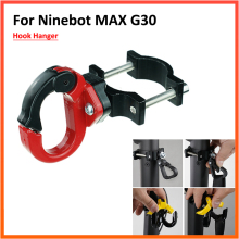 Aluminium Alloy Hanging Bag Hook For NINEBOT MAX G30 Electric Scooter Claw Hanger Gadget Hook E-bike Accessories