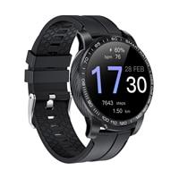 Smart Uhr 1,3 Zoll Touch Smart Armband Herz Rate Blutdruck Überwachung Schlaf Sitzende Erinnerung Wasserdichte Armbänder