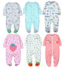 2020 baby clothes pajamas coveralls baby's romper
